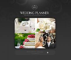 Wedding Planner Ppt Wedding Planner Flash Cms Template 40984