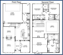 4 Plex Plans 3 Bedroom Fourplex House Plans F534  Triplex And Quadplex Plans
