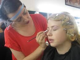 period hair makeup academy london 8