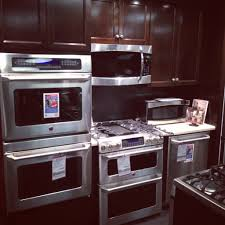 Gas Double Oven Wall Ge Cafe Kitchen At Gerhards Appliances With A Gas Double Oven