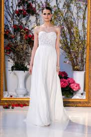 hawthorne anne barge spring collection strapless mermaid lily anne barge spring 2017 collection wedding dress a strapless corset bodice of