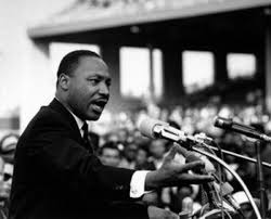 how martin luther king improvised i have a dream