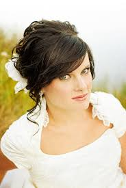 Top 10 Picture Of Wedding Hairstyles With Bangs Alice Smith