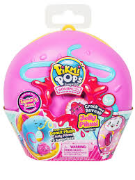 """<b>Pikmi Pops Набор</b>-<b>сюрприз</b> """"Большой Плюшевый Пончик"""" Moose ..."""