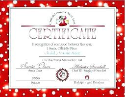 Free Letter From Santa Word Template Santa Reply Template