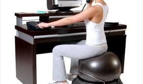 yoga ball for office chair finding is your desk destroying your by size handphone