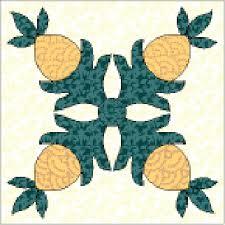 Friday Free Quilt Patterns: Pineapple Wall Hanging Quilt Pattern ... & FF Pineapple Block Friday Free Quilt Patterns: Pineapple Wall Hanging Quilt  Pattern Adamdwight.com