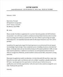 Cover Letter For Architecture Internship Sample Landscaping Cover ...
