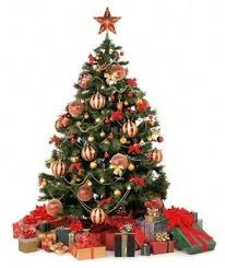 christmas trees decorated with presents.  Presents The Countdown And Up Begins  Christmastreedecorationsbyspecialist Gifts On Christmas Trees Decorated With Presents