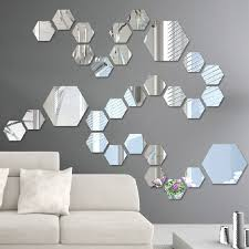 image of better decorative wall mirror sets