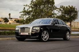 rolls royce ghost black 2015. rolls royce ghost series ii black 2015