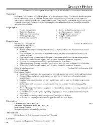 Modern Professional Resume Templates – Lespa