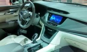 2018 cadillac srx. interesting 2018 2018 cadillac srx interior multimedia redesign with cadillac srx