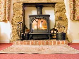 fireplace vs woodstove