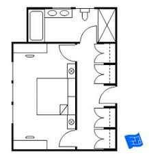 master bedroom floor plans.  Floor Master Bedroom Floor Plan Where The Entrance Is Into A Vestibule Which  Doubles As Closet And Bedroom Floor Plans 0
