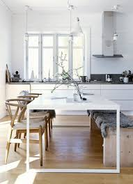 contemporary scandinavian dining furniture. this is how a minimalist decorates. white dining tablewhite contemporary scandinavian furniture .