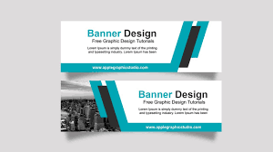 Business Banner Design Business Banner Ad Design Tutorial Photoshop Cc Youtube