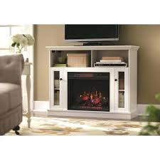 contemporary fireplace tv stand modern best pacer 56 with soundbar white