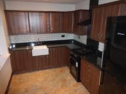 Kitchen Floor Tiles Belfast Tabago Walnut Leeds City Interiors Fitted Bedrooms Fitted