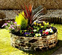 best flowers for raised garden beds image result circular flower bed ideas pictures perennial plants plans