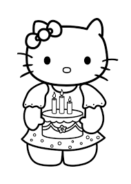 It will be a nice present for your mom or dad. Adorable Kitty Cat Coloring Pages 101 Coloring