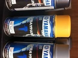 yamaha outboard paint. genuine yamaha outboard spray paint ~ filling primer ymm-30400-fp