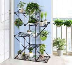 european balcony and indoor flower pot holder garden small plant stand iron  flower pergolas succulent plants