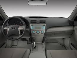 Image: 2009 Toyota Camry 4-door Sedan I4 Auto LE (Natl) Dashboard ...