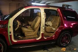 car door jamb. Pink Chrome Door Jambs Wrap Car Jamb