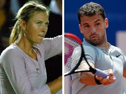 There are no recent items for this player. Maria Sharapova And Grigor Dimitrov Too Hot To Handle Jlo A Rod Deepika Sid And Other Sizzling Summer Romances The Economic Times