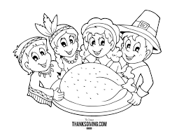 Be the first in your family to complete the thanksgiving puzzle, and win! Thanksgiving Coloring Book Pages For Kids