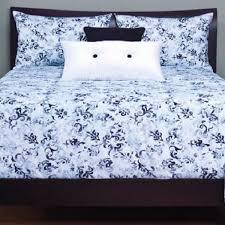 blue white bedding sets
