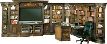 Home office unit Kitchen Parker House Huntington Home Office And Entertainment Center Wall System Local Home Furnishings Parker House Huntington Home Office And Entertainment Center Wall