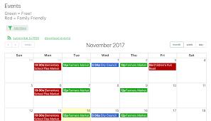 more calendars calendars knack