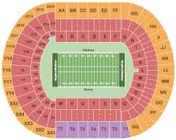 Virtual Neyland Seating Chart Rows Online Charts Collection