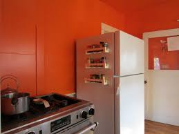 Red Wall Kitchen Kitchen Red Kitchen Walls Kitchen Kitchen Layout Ideas For Small