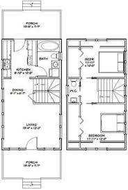 12 20 tiny house floor plans new 18 32 tiny house 576 sqft pdf