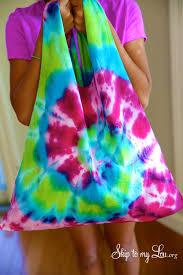 sharpie marker tie dye is another great technique kids love tshirt bag tutorial