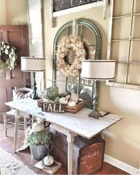 28 welcoming fall inspired entryway