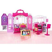 barbie furniture dollhouse. Barbie® Glam Getaway® House Barbie Furniture Dollhouse