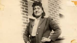 "rebecca skloot and ""the immortal life of henrietta lacks  henrietta lacks"