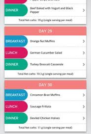 30 day low carb meal plan low carb diet plan 30 day apk download free health fitness