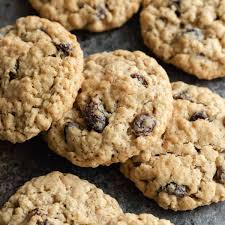 Old Fashioned Oatmeal Raisin Cookies Baked By An Introvert