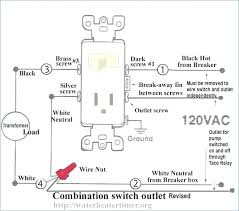 switch and outlet combo how to wire combo device how to wire switch leviton gfci receptacle wiring diagram at Leviton Gfci Wiring Diagram