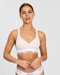 Lightly Lined Bralette Calvin Klein Lightly Lined Modern Cotton Bralette