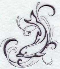 Tatuaggio Delfini Il Significato E Le Foto Più Belle