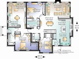 family home house plans awesome family house plans lovely multi family house plans bibserver of family