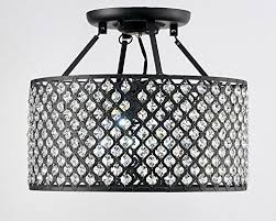 new legend lighting antique black finish round shade