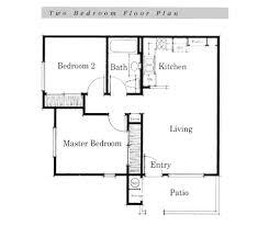 Draw Floor PlansSimple Floor Plan