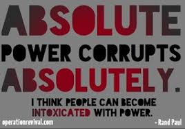 does absolute power really have a tendency to corrupt absolutely  does absolute power really have a tendency to corrupt absolutely